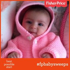 Check out my little star in the Be A Fisher-Price Baby! Sweepstakes gallery. Share your baby's best moments for your own chance to win! #fpbabysweeps