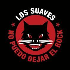 """"""" No puedo dejar el rock"""" de Los Suaves."""