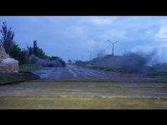 Guerra na Ucrânia - Batalha feroz no posto de controle de Yasinovatskiy