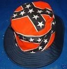 Rebel Confederate Flag Bucket Hat - New
