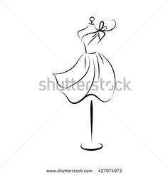 Resultado de imagem para logo moda feminina vetor
