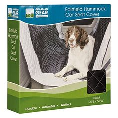 Guardian Gear Fairfield Hammock Car Seat Covers  Classic Quilted Car Seat Covers for Dogs Black https://dogcratereview.info/guardian-gear-fairfield-hammock-car-seat-covers-classic-quilted-car-seat-covers-for-dogs-black/