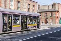 Streets Of Dublin June 2013 - Luas Tram