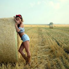#sexigirl#field#summer#photomodel