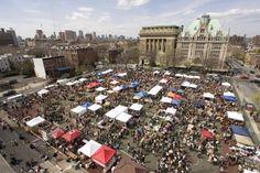 Flea Market Guide: Coast to Coast: NYC Green Flea in the Upper West Side