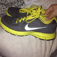 Nike athletic shoes In good condition only worn a couple of times. Nike Shoes Athletic Shoes