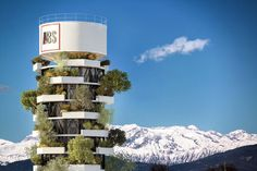 Torre ABS - Archimeccanica