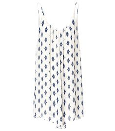 Zara Printed Strappy Dress