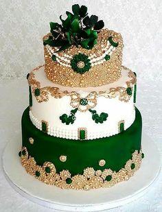 Luxury Wedding Cake, Floral Wedding Cakes, Elegant Wedding Cakes, Elegant Cakes, Beautiful Wedding Cakes, Beautiful Cakes, Amazing Cakes, Crazy Cakes, Fancy Cakes