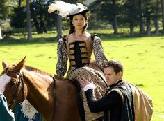 Anne and George Boleyn