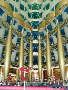 Hotel - Dubai Inside the Burj Al Arab Hotel! Unbelievable! Spent Clayton's 21st Birthday there! #dubai #uae