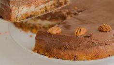 Chocolate Ganache Cheesecake
