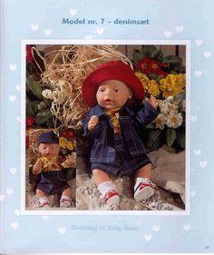 Album Archive - Dukketøj til Baby Born 2 - Ingelise Baby Born, Teddy Bear, Album, Dolls, Animals, Yandex Disk, Archive, Google, Puppets