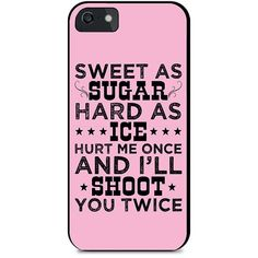 Country Girl Shoot Twice iPhone Case/Cover - Blue Iphone 8 Case - Ideas of Blue Iphone 8 Case. - Country Girl Shoot Twice iPhone Case/Cover 5s Phone Cases, Funny Phone Cases, Phone Covers, Coque Iphone, Iphone 4s, Cute Quotes, Funny Quotes, Just In Case, Just For You