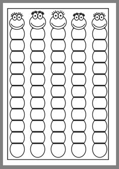 Free Printable Worksheets: Skip Counting by 2 ,5 and 10