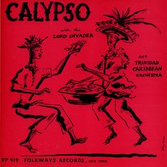 Calypso de Lord Invader - Année de production 1955