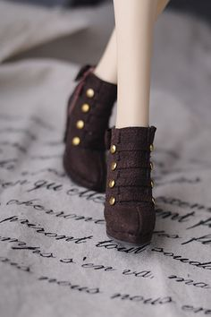 1/3 bjd sd16 heels (2 color optional) - Taobao