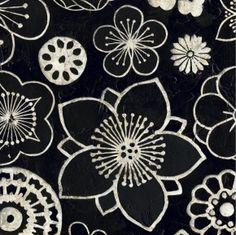 Cascada Floral de Plata I - Megan Meagher