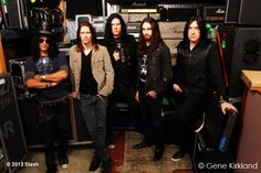 Myles Kennedy and the Conspirators | Todd Kerns | Slash ft. Myles Kennedy and the Conspirators