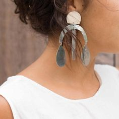 Arc Drop Chandelier Earrings – General Store