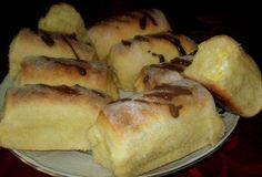 Duplán túrós bukta Hungarian Cuisine, Hungarian Recipes, Cake Recipes, Dessert Recipes, Ring Cake, Food Vocabulary, Pound Cake, Scones, French Toast