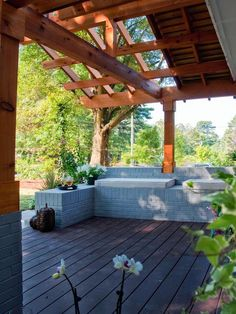 20 Ways to Create Instant Shade for Your Outdoor Room : Home Improvement : DIY Network