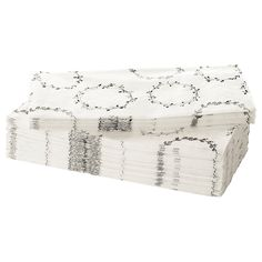 IKEA VINTER 2016 paper napkin The napkin is highly absorbent because it's made of three-ply paper.
