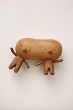Los muñecos de madera de Yen Jui-Lin 5