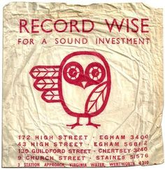 Record Envelope: Record Wise