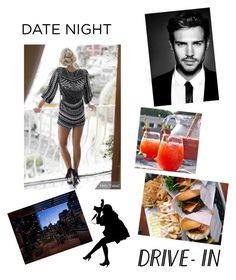 """""""Date Night Drive-In"""" by wyatt-kayla ❤ liked on Polyvore featuring Beautiful People, DateNight, drivein and summerdate"""