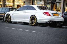 Mercedes Benz CL65 AMG   by Shahaf Shai