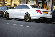 Mercedes Benz CL65 AMG | by Shahaf Shai