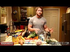 ▶ Nutrition - Simple Guide To Any Body Transformation | Furious Pete - YouTube