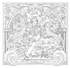 Game Of Thrones Colouring Pages