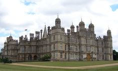 Burghley House | ... .blogspot.com.es/2012/07/half-day-excursion-to-burghley-house.html