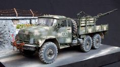 ZiL-131 | Witold Socha.