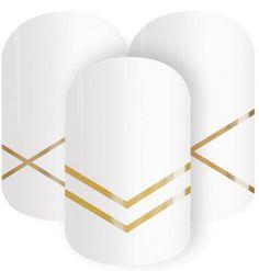 Gatsby -  - Jamberry Nail Wraps - Spring 2015 Catalogue