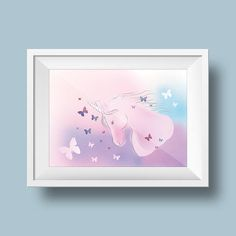 Unicorn Printable unicorn Fantasy art Printable wall art