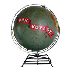 Bon Voyage Globe