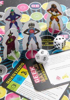 Geek Battle, #ModCloth, Who Will Win It All???