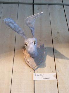 Le lapin-biche de madamepich de la boutique madamepich sur Etsy