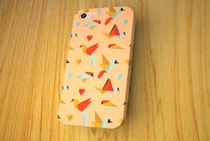 japanese origami pattern iphone coque case 4 5 4s 5s by mantashop