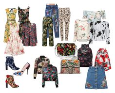 Designer Clothes, Shoes & Bags for Women For Restless Sleepers, Chi Chi, Msgm, Miss Selfridge, Boohoo, Marc Jacobs, Topshop, Vans, Polyvore