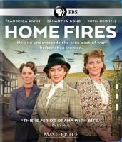 Home fires - Big decisions and drama for women in a Cheshire village during the Second World War.