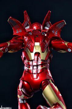 Ironman Mark 7  TOY  Pinterest  Iron Man Marvel and Marvel universe