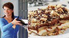 Ένα εύκολο γλυκάκι για όλες τις περιστάσεις από την Αργυρώ Greek Desserts, Greek Recipes, Tiramisu, Sweet Tooth, Sweet Treats, Deserts, Dessert Recipes, Sweets, Chocolate