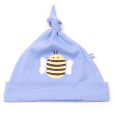 Bumble Bee Single-Knot Beanie - Bumblebean
