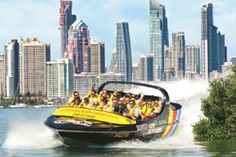 55-minute Gold Coast Jet Boat Adventure, Gold Coast (from $63.00)