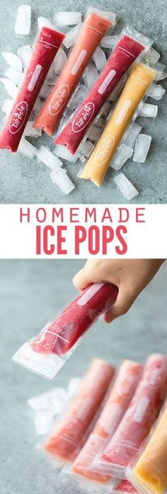 When we read the ingredients in Fla-Vor-Ice, we started making our own homemade ice pops instead - and we'll never go back! They're so easy to make with 100% fruit and cost just 10¢ each! :: http://DontWastetheCrumbs.com