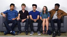 Dylan O'Brien, Kaya Scodelario, Thomas Brodie-Sangster, Ki Hong Lee, and Dexter Darden spill hilarious secrets about the tight-knit cast.